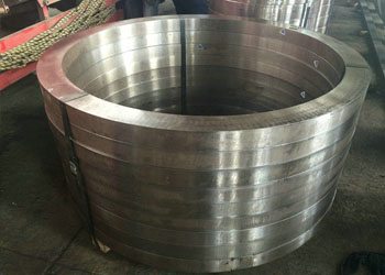 stainless steel 321 forged rings manufacturer